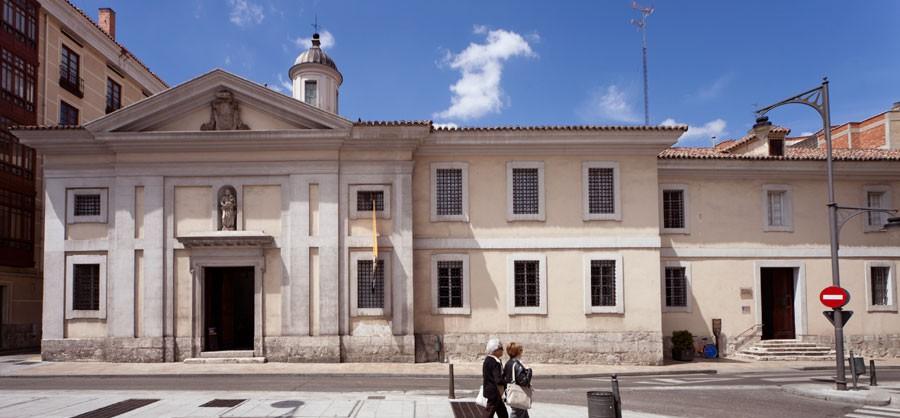 Real Monasterio de San Joaquín y Santa Ana Plaza Santa Ana 4 47001 Valladolid